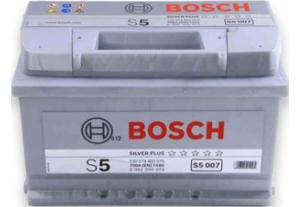 Bosch 6СТ-74 S5 Silver Plus (S50 070) 0092S50070
