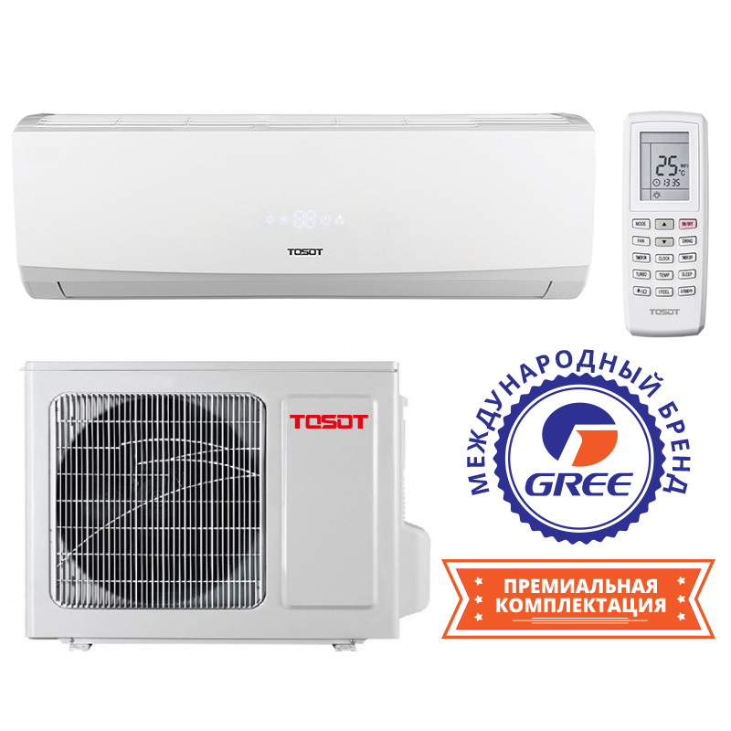 Tosot SMART Inverter GS-07D